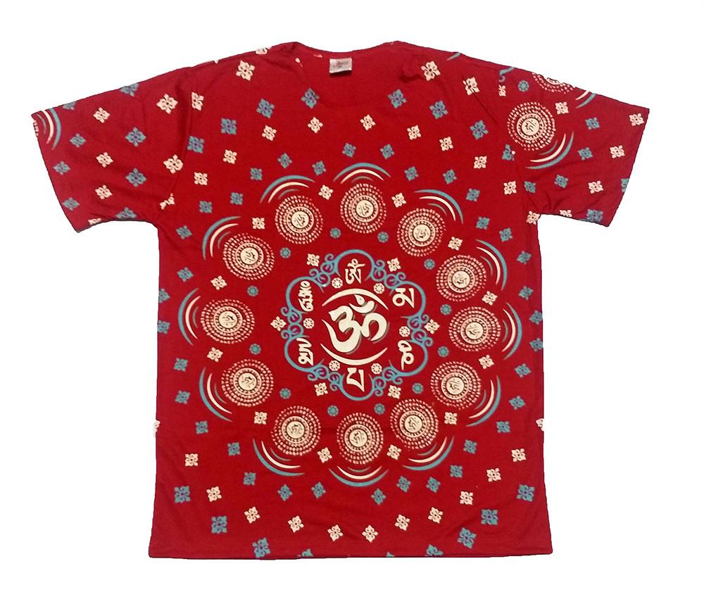 JA146 - Camiseta Vermelha (OM VIII)