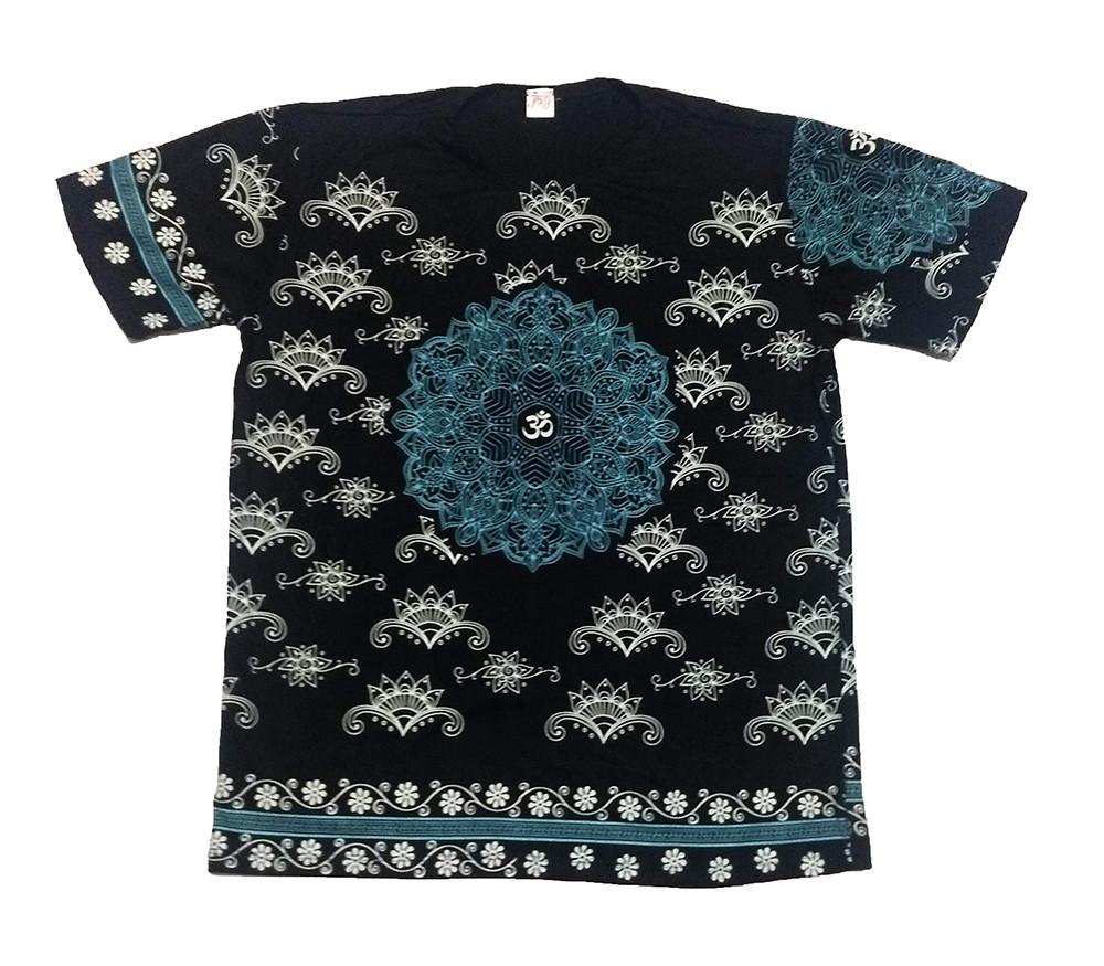 JA158  - Camiseta Preta (OM IX)