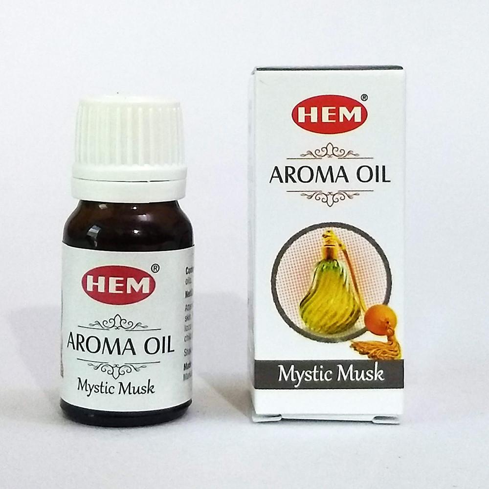 1420-14 - Hem Aroma Oil - Mystic Musk 10ml