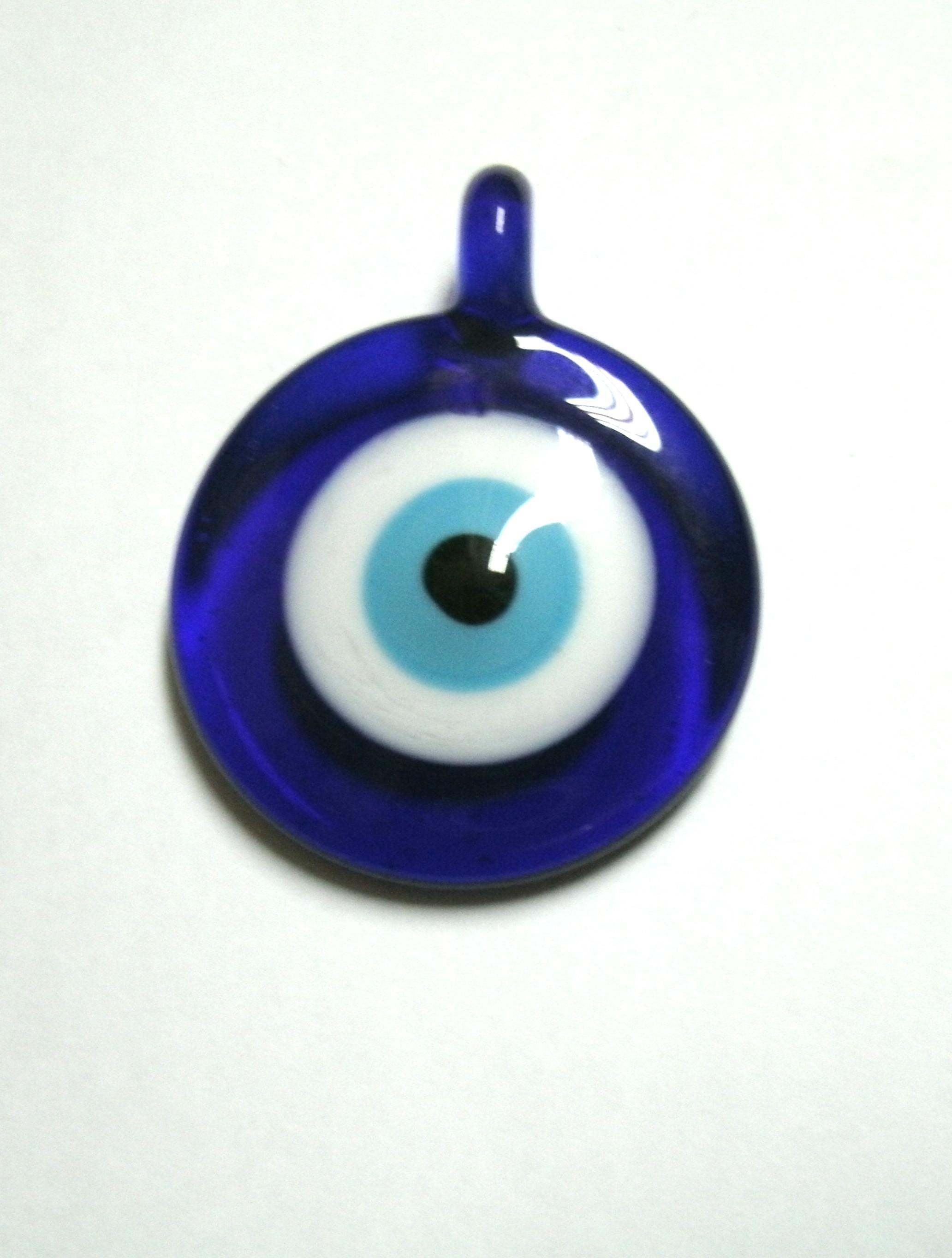 PB3401-10 - Pingente Olho Grego (3 cm)