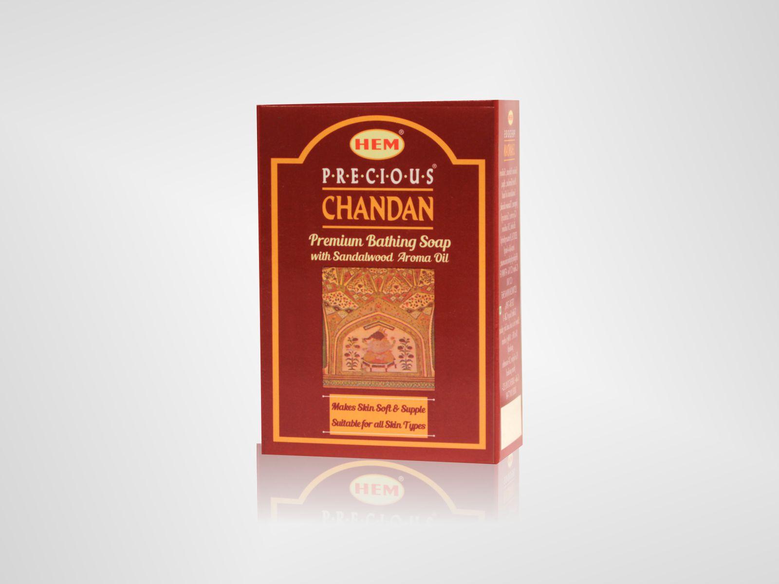 1420-30 - Sabonete Ayurvedico Hem Precious Chandan