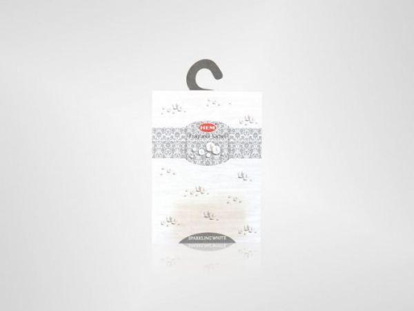 HS4000 - Sache Aromatico Hem Sparkling White (Branco Brilhante)