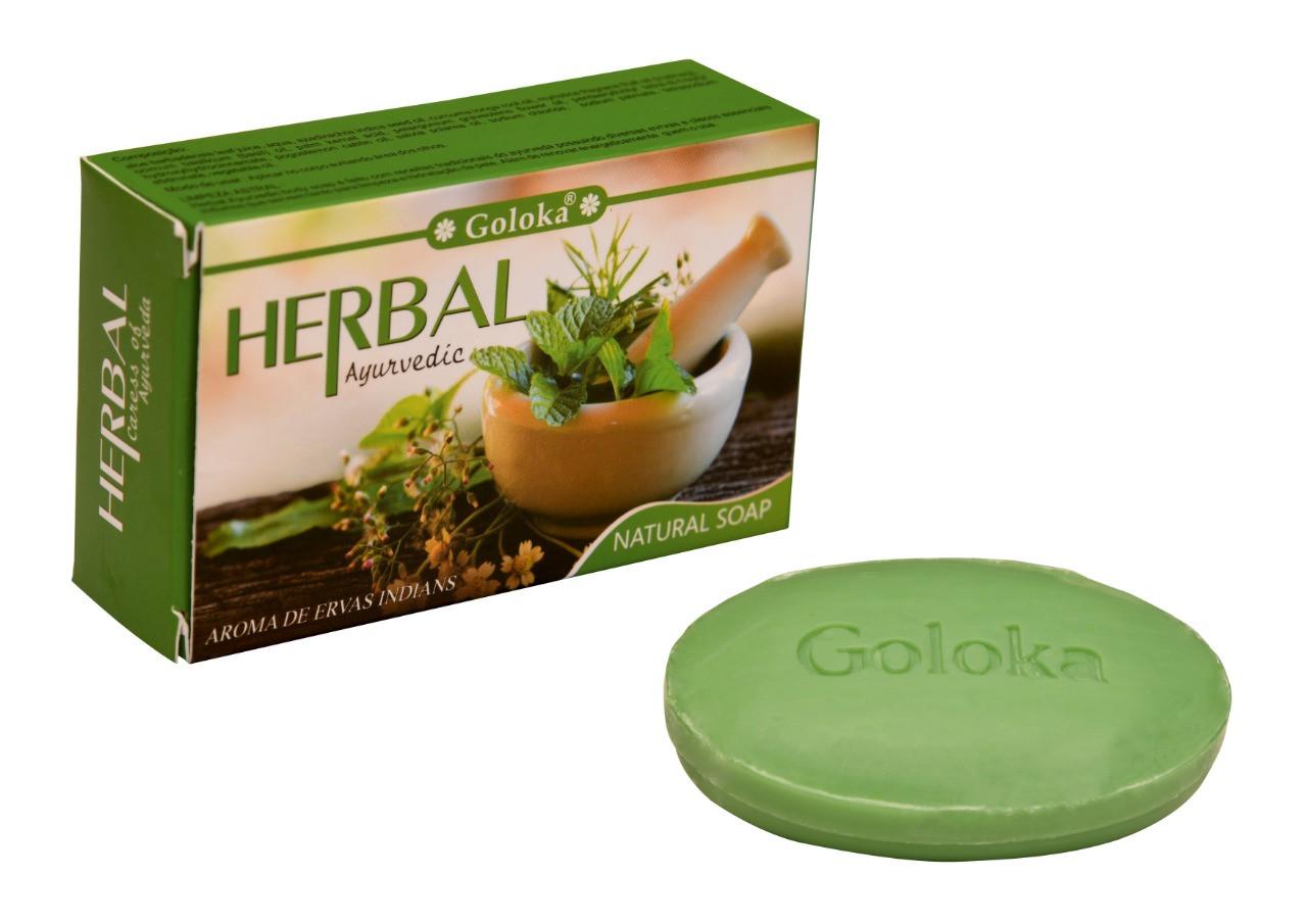MH2076 - Sabonete Goloka Herbal