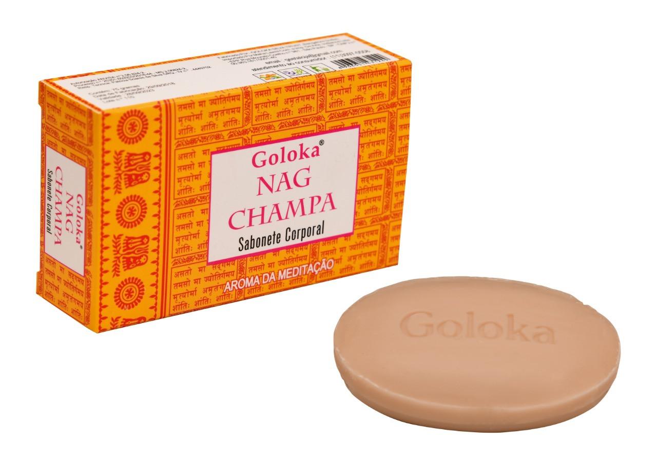 MH02057 - Sabonete Goloka Nag Champa