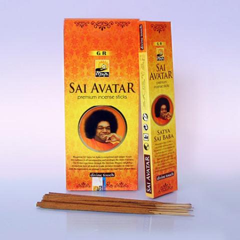 0162 - Incenso Sai Avatar