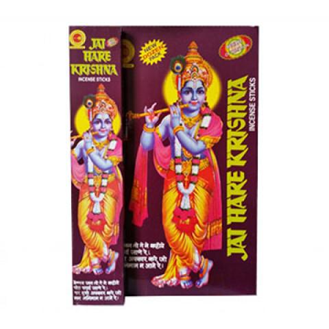0164 - Incenso Jai Hare Khisna