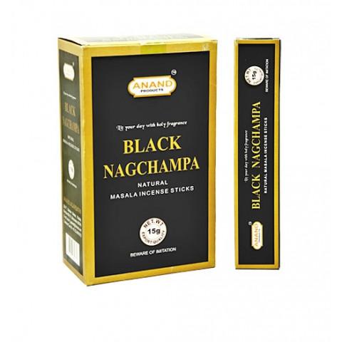 1218 - Incenso Anand Black Nag Champa