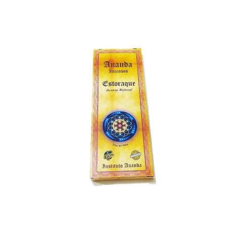 6843 - Incenso Ananda Estoraque Premium
