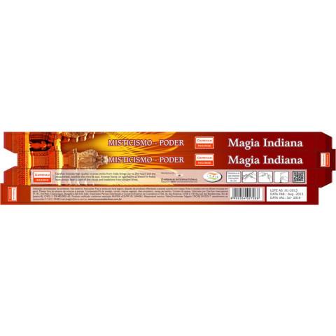 3754 - Incenso Indiano Darshan Magia Indiana