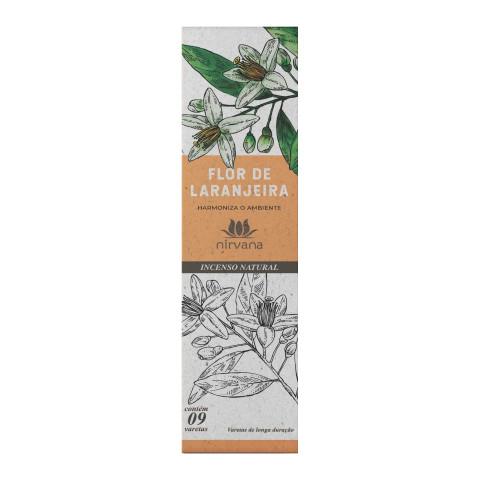 1746 - Incenso Nirvana Flor de Laranjeira