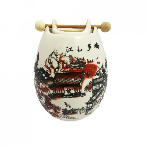 BC7813030C - Rechô Cerâmica Suspenso Chinês
