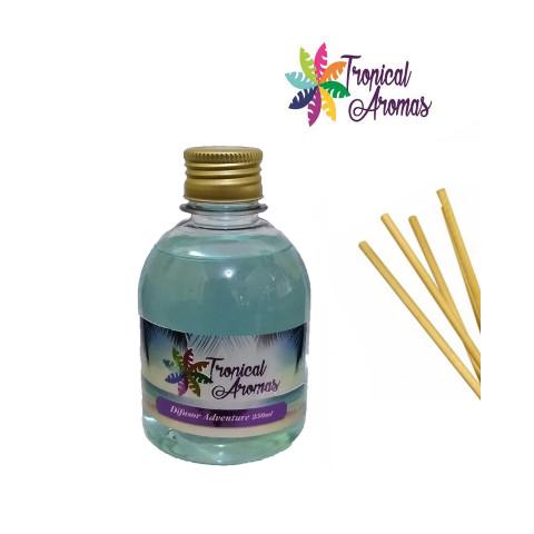 TA6104 - Aromatizador Líquido (Tropical Aromas) - Adventure