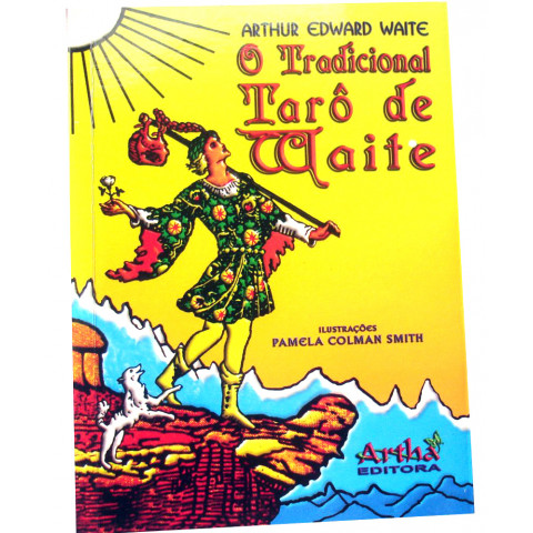 AT3571 - Tradicional Tarô de Waite