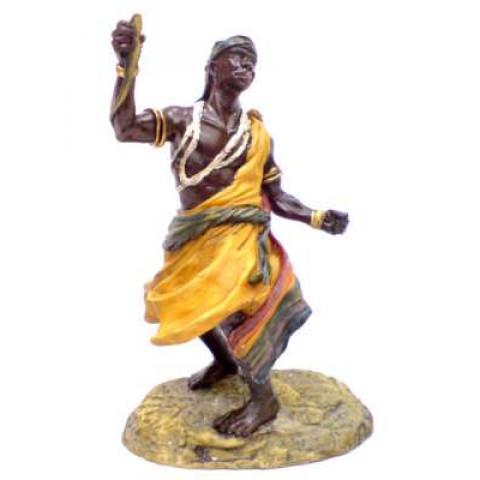 CPNA20119485 - Orixá Africano Oxumare