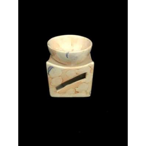 CPA600209098 - Aromatizador Quadrado Amarelo (G)
