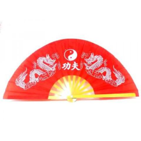 CPA801019312 - Leque de Dragão Vermelho (P)