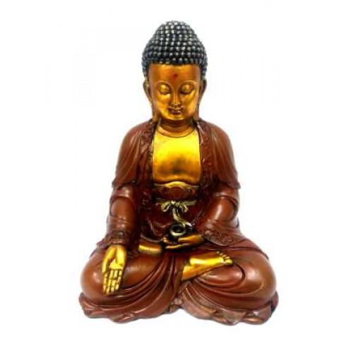 CPB001820017 - Buda Sentado 29113-1 Compaixão