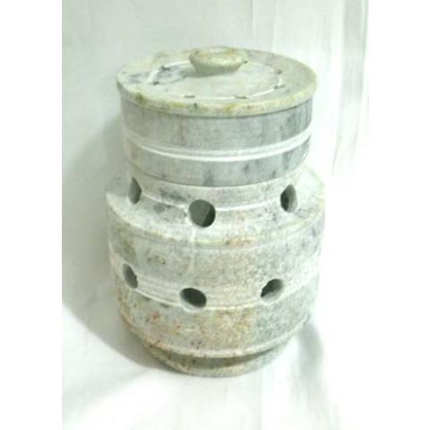 FA003-11 - Aromatizador Fogareiro Pedra Sabão
