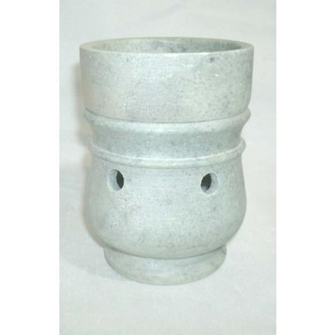 FA003-12 - Aromatizador Bojudo Liso Pedra Sabão