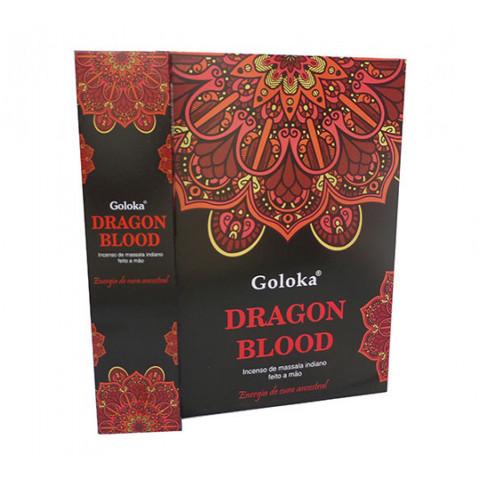 0793 - Incenso Goloka Dragon Blood