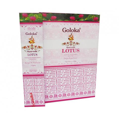 0791 - Incenso Goloka Lotus