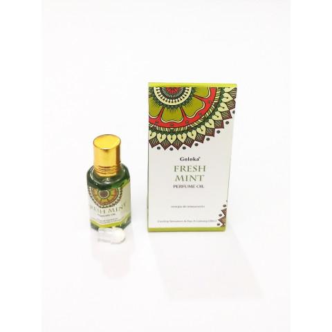 3212-15 - Óleo Perfumado Goloka Fresh Mint 10ml