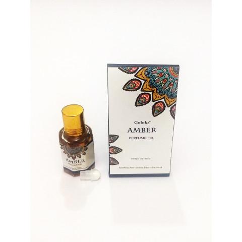 3212-02 - Óleo Perfumado Goloka Amber 10ml