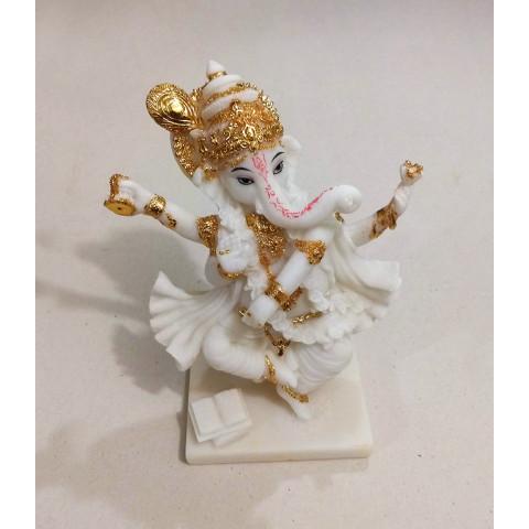 CPB040524607 - Ganesh 2018-35A Branco/Dourado