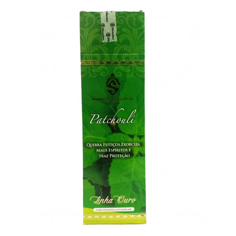 1173 - Incenso Indiano Shankar Patchouli