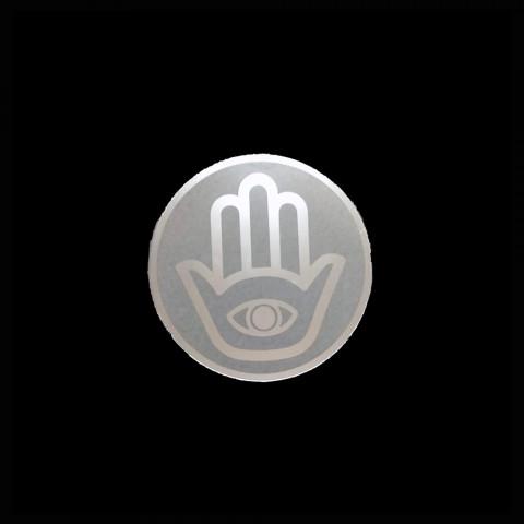 CI3030-05 - Mandala Espelho Jateado Hansã