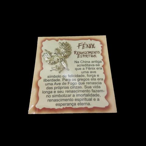 ME3020-01 - Talismã Fênix - Renascimento Espiritual