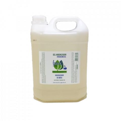 cov01-02 - Álcool Gel Higienizador (Álcool Etílico Hidratado 70%) 5L