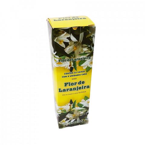91551 - Incenso Aromaterrie Flor de Laranjeira