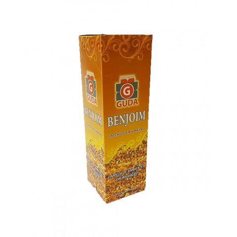 1010 - Incenso Indiano Guda Benjoim