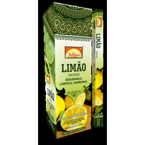 1063 - Incenso Parimal Limão