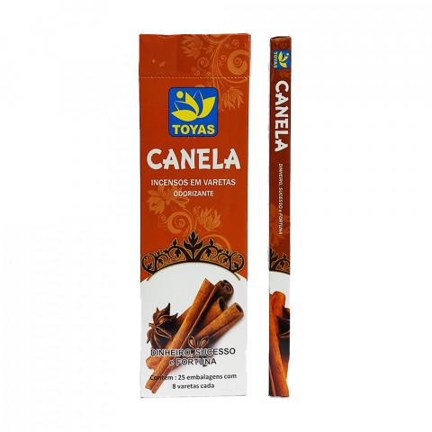 0497 - Incenso Indiano Toyas Canela