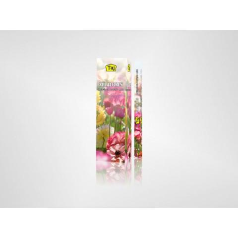 3022 - Incenso Indiano Taj Mil Flores