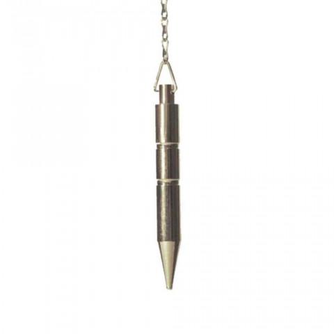 PE001-3 - Pêndulo Niquelado Agulha
