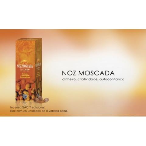 0282 - Incenso SAC Noz Moscada