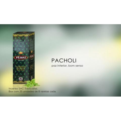 0258 - Incenso SAC Patcholi