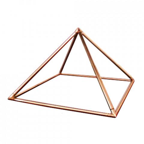 PI001-6 - Pirâmide em Cobre (10 cm)