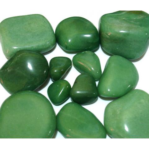 PM001-1 - Kit Pedra Massagem Quartzo Verde