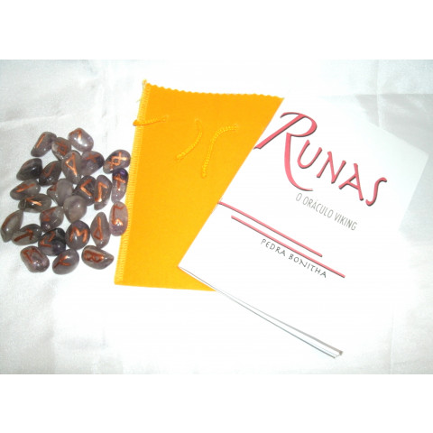 RU004-01 - Oraculo Runas (Ametista)