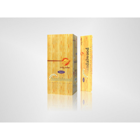 1583 - Incenso Massala Nikhils Sandalwood