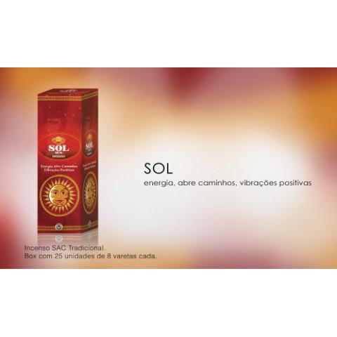 0263 - Incenso SAC Sol