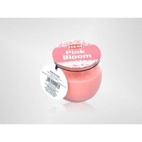 HV2000 - Vela Aromática Hem Pink Bloom (Flor Rosa)