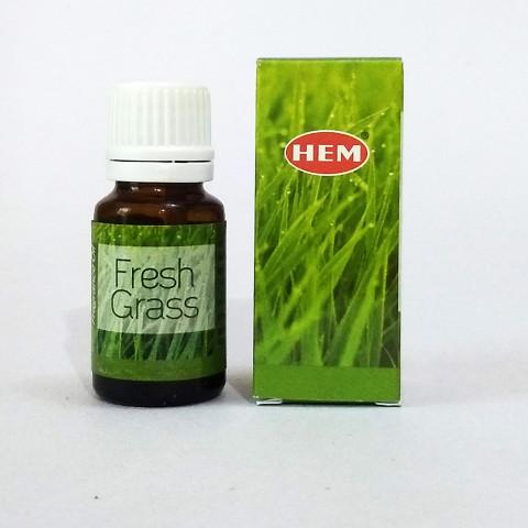 1420-05 - Hem Oil Fragance - Fresh Grass (Grama Fresca) 10ml