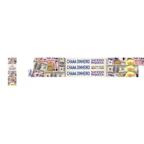 1061 - Incenso Parimal Traz Dinheiro
