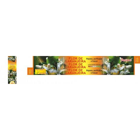 1070 - Incenso Parimal Flor de Laranjeira