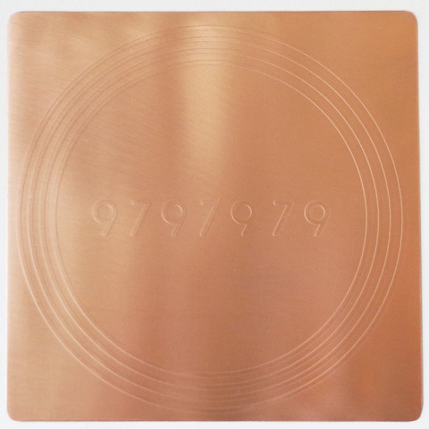 EG9933 - Gráfico Radiônico Cobre Alta Vitalidade